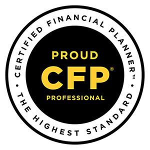 Proud CFP Professional